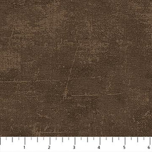Swiss Chocolate- Canvas Texture - 9030-35, Designer Fabric, Northcott, [variant_title] - Mad About Patchwork