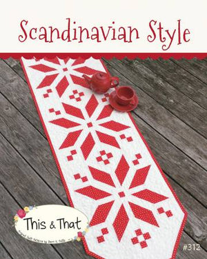 Scandinavian Style, Pattern, By Annies, [variant_title] - Mad About Patchwork
