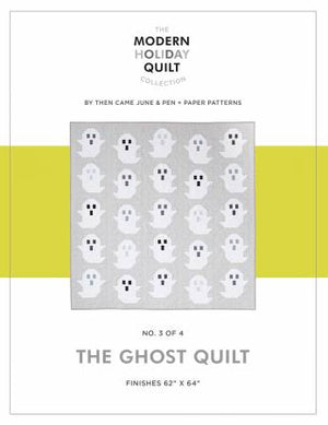 The Ghost Quilt, Pattern, Then Came June, [variant_title] - Mad About Patchwork