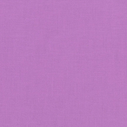 Kona Violet, Solid Fabric, Robert Kaufman, [variant_title] - Mad About Patchwork