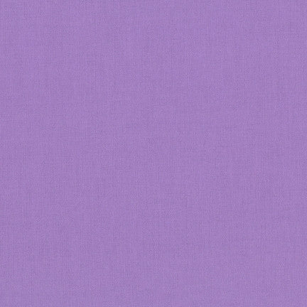 Kona Wisteria, Solid Fabric, Robert Kaufman, [variant_title] - Mad About Patchwork