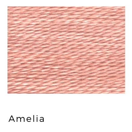Amelia - Acorn Threads by Trailhead Yarns - 20 yds of 8 weight hand-dyed thread