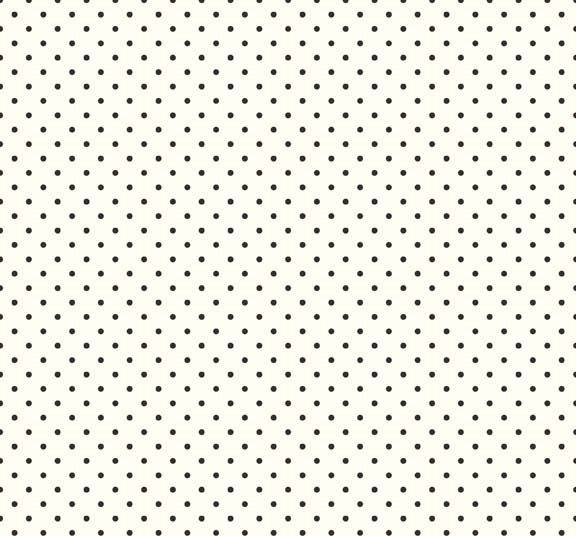 Swiss Dot Black on White, Designer Fabric, Riley Blake Designs, [variant_title] - Mad About Patchwork