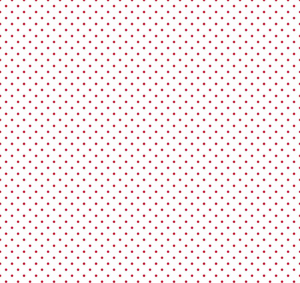 Swiss Dot Red on White, Designer Fabric, Riley Blake Designs, [variant_title] - Mad About Patchwork