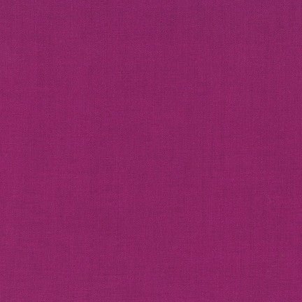 Kona Cerise, Solid Fabric, Robert Kaufman, [variant_title] - Mad About Patchwork