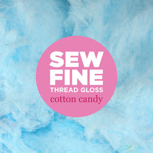Cotton Candy -  Sew Fine Thread Gloss, Notion, Sew Fine, [variant_title] - Mad About Patchwork