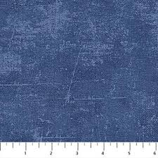 Blue Jeans- Canvas Texture - 9030-43, Designer Fabric, Northcott, [variant_title] - Mad About Patchwork
