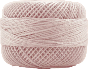 Presencia Perle 12 wt 1301 Very Light Apricot, Thread, Presencia, [variant_title] - Mad About Patchwork