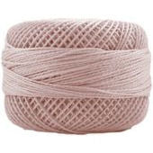 Presencia Perle 12 wt 1975 Medium Shell Pink, Thread, Presencia, [variant_title] - Mad About Patchwork
