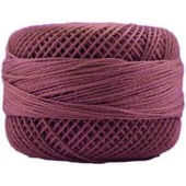 Presencia Perle 12 wt 2240 Dark Mauve, Thread, Presencia, [variant_title] - Mad About Patchwork