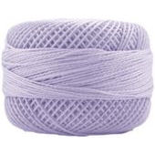 Presencia Perle 12 wt 2687 Light Lavender, Thread, Presencia, [variant_title] - Mad About Patchwork