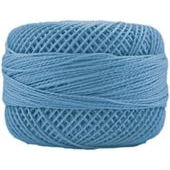 Presencia Perle 12 wt 3312 Medium Baby Blue, Thread, Presencia, [variant_title] - Mad About Patchwork