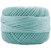 Presencia Perle 12 wt 3556 Light Turquoise, Thread, Presencia, [variant_title] - Mad About Patchwork