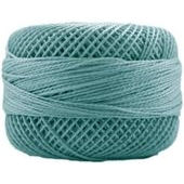 Presencia Perle 12 wt 3560 Turquoise, Thread, Presencia, [variant_title] - Mad About Patchwork