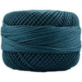 Presencia Perle 12 wt 3670 Dark Teal Green, Thread, Presencia, [variant_title] - Mad About Patchwork
