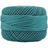 Presencia Perle 12 wt 3664 Medium Teal Green