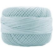 Presencia Perle 12 wt 3802 Very Light Sky Blue, Thread, Presencia, [variant_title] - Mad About Patchwork