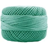 Presencia Perle 12 wt 4059 Medium Seagreen, Thread, Presencia, [variant_title] - Mad About Patchwork