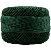 Presencia Perle 12 wt 4323 Dark Seafoam, Thread, Presencia, [variant_title] - Mad About Patchwork