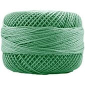 Presencia Perle 12 wt 4394 Nile Green, Thread, Presencia, [variant_title] - Mad About Patchwork