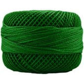 Presencia Perle 12 wt 4652 Green, Thread, Presencia, [variant_title] - Mad About Patchwork