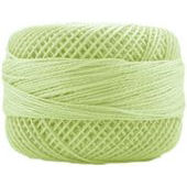 Presencia Perle 12 wt 4799 Light Moss Green, Thread, Presencia, [variant_title] - Mad About Patchwork