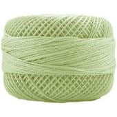 Presencia Perle 12 wt 5224 Light Khaki Green, Thread, Presencia, [variant_title] - Mad About Patchwork