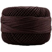 Presencia Perle 12 wt 8080 Coffee, Thread, Presencia, [variant_title] - Mad About Patchwork