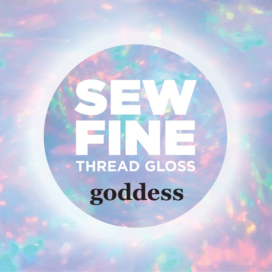 Goddess -  Sew Fine Thread Gloss, Notion, Sew Fine, [variant_title] - Mad About Patchwork