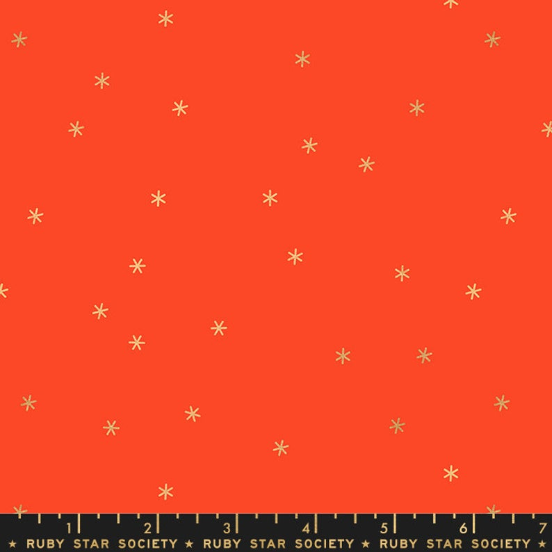Roadster Red -Spark by Melody Miller, Designer Fabric, Ruby Star Society, [variant_title] - Mad About Patchwork