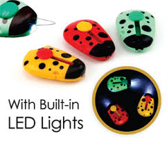 Needle Beetle Needle Threader with LED Light Assorted colours One Only