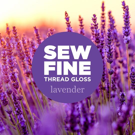 Lavender -  Sew Fine Thread Gloss, Notions, Sew Fine, [variant_title] - Mad About Patchwork