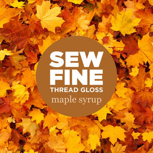 Maple Syrup  -  Sew Fine Thread Gloss, Notions, Sew Fine, [variant_title] - Mad About Patchwork