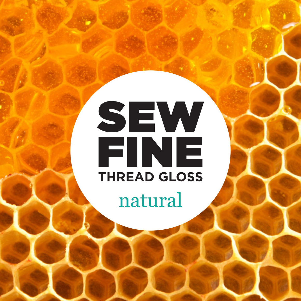 Natural -  Sew Fine Thread Gloss, Notion, Sew Fine, [variant_title] - Mad About Patchwork
