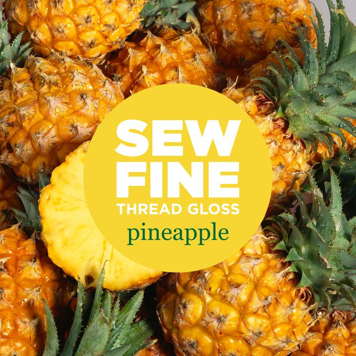 Pineapple  -  Sew Fine Thread Gloss, Notions, Sew Fine, [variant_title] - Mad About Patchwork