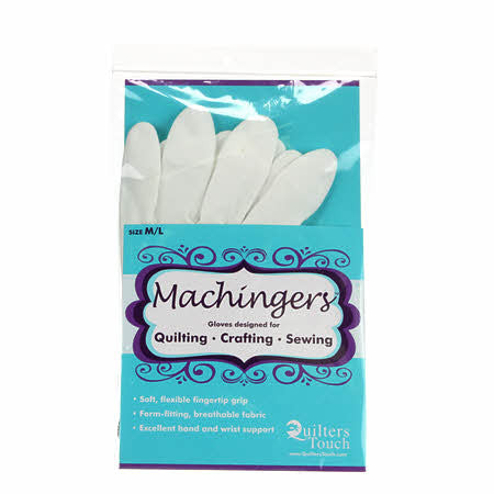 Machingers Quilting Glove in Medium / Large