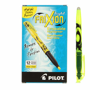 Frixion Gel Highlighter Pens — singles, Notions, Pilot, [variant_title] - Mad About Patchwork