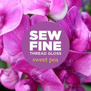 Sweet Pea -  Sew Fine Thread Gloss, Notions, Sew Fine, [variant_title] - Mad About Patchwork