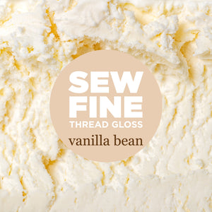 Vanilla -  Sew Fine Thread Gloss, Notions, Sew Fine, [variant_title] - Mad About Patchwork