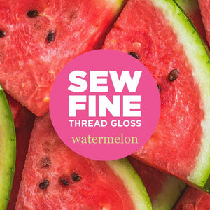 Watermelon -  Sew Fine Thread Gloss, Notions, Sew Fine, [variant_title] - Mad About Patchwork