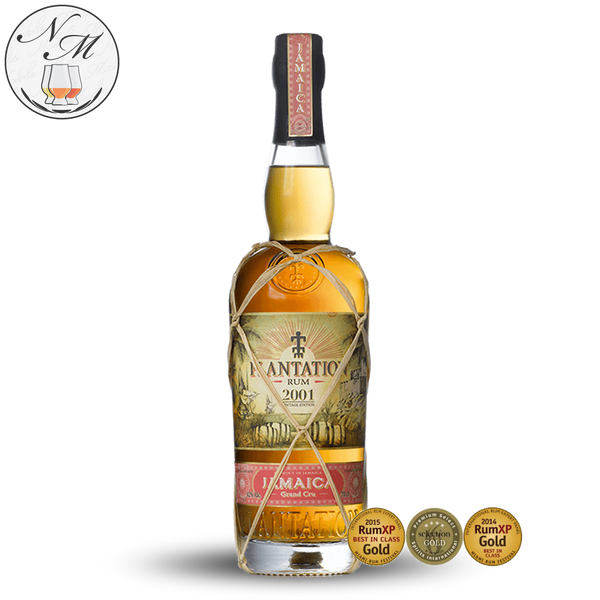 Plantation Jamaica 2001 (70cl, 42.0%)