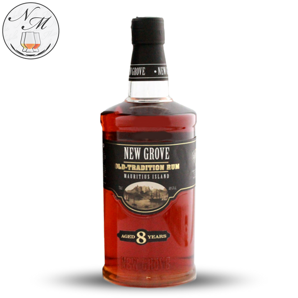 New Grove 8yo Rum (70cl, 40.0%)
