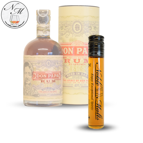 Don Papa Small Batch Rum (5cl, 40.0%) SAMPLE