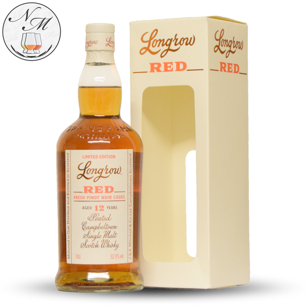 Longrow 12yo Red 2015