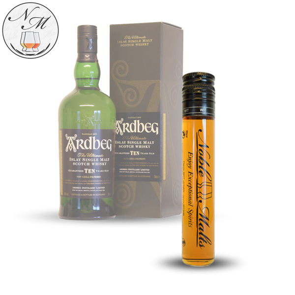 Ardbeg Ten (5cl, 46.0%) SAMPLE