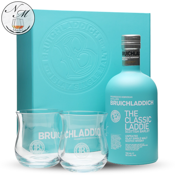 Bruichladdich Classic Laddie Gift Pack