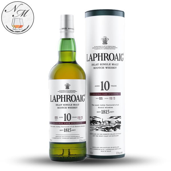 Laphroaig Cask Strength Batch 005