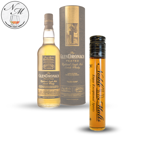 GlenDronach Peated (5cl, 46.0%) SAMPLE