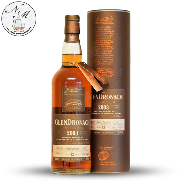 Glendronach 2003 12yo The Nectar