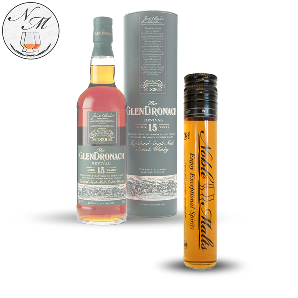 GlenDronach 15yo Revival (5cl, 46.0%) SAMPLE